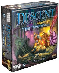 Настольная игра Descent. Тень Нерекхолла (Descent. Shadow of Nerekhall)