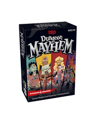 Dungeons & Dragons. Mayhem