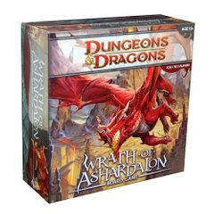 Dungeons & Dragons. Wrath of Ashardalon Board Game (Подземелья и Драконы: Гнев Ашардалона)