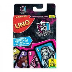 UNO: Monster High (УНО: Школа монстров)