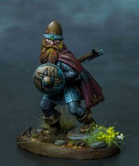 Миниатюра Visions In Fantasy: Dwarf Warrior w/Axe