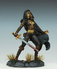 Миниатюра Visions In Fantasy: Female Assassin (1)