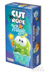 Настольная игра Cut The Rope: Magic. Карточная игра