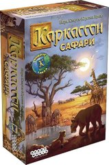 Настольная игра Каркассон: Сафари (Carcassonne: Safari)