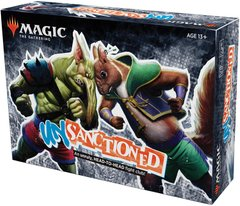 Настольная игра Unsanctioned MAGIC: THE GATHERING