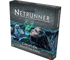 Настольная игра Android Netrunner: Creation and Control